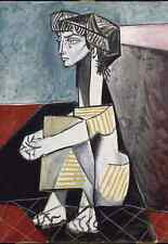 Pablo Picasso Jacqueline canvas print giclee 8X12&12X17 reproduction art poster