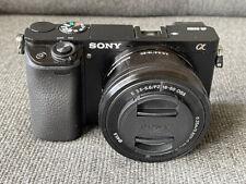Sony Alpha α6000 24.3MP Digital SLR Camera  w/16-50mm f/3.5 Lens
