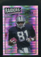 2015 Topps Chrome MINI SET BREAK Tim Brown 60th Anniversary PULSAR #/25
