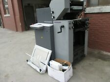 Heidelberg Print Master Qm 46 -2 Cd 2 Color 2001