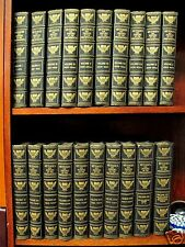 PRESIDENTIAL PAPERS 1897 1st ED Faux LEATHER SET Fine Bindings STATESMEN 20 vol