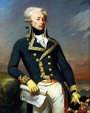 New 11x14 Photo: Revolutionary War Gen. Gilbert du Motier, Marquis de Lafayette
