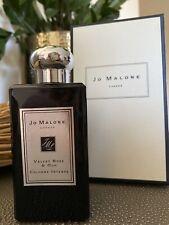 Joe Malone Perfume Velvet Rose And Oud 3.4 Oz 99 % Full