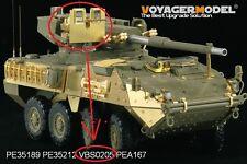 Voyager VBS0205 1/35 Modren US Army M1128 MGS Machine Gun & Gun Shield (For All)