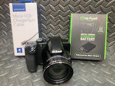 Nikon Coolpix B600 16MP Full HD 60x Optical Zoom Point & Shoot Digital Camera