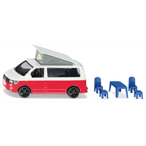 Siku 1922 1/50 VW T6 California with Movable Roof and Accessories Brand New