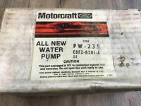 Motorcraft PW301 New Water Pump