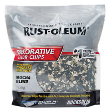 Rust-Oleum  Tan Blend  Decorative Color Chips  1 lb.