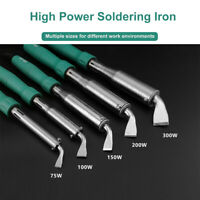 100W 150W 200W 300W 220V Soldering Iron High Power Soldering Roofer Soldering