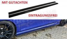 GOLF 7 VII R SEITENSCHWELLER VW R-LINE R20 GTI R32 Schweller 3/5 Türer Dtm Cup