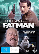 Jake and The Fat Man | Complete Collection - DVD Region 4