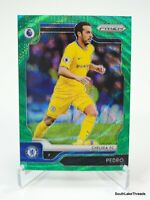 2019-20 Prizm Premier League Pedro Green Wave Prizm #32 Chelsea FC Pack Fresh