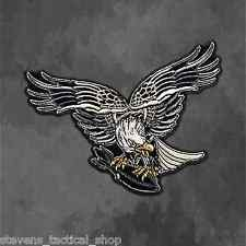 Eagle with Bomb Patch