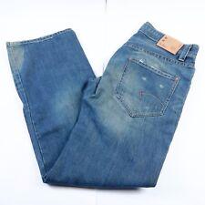 G-Star Raw 3301 Radar Low Loose Mens Jeans Button Fly W32 L36 A00006