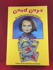 "NECA Childs Play ""Good Guys"" Ultimate Chucky 7"" scale action figure"