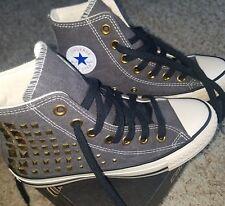 Converse All Star CT collar studs faded black wms 6