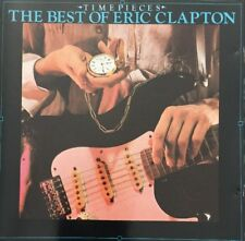 ERIC CLAPTON TIME PIECES CD POLYDOR GERMAN PRESSING FAST DISPATCH