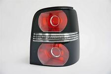 VW Touran 07-10 Black Rear Tail Light Lamp Right Driver Off Side OEM Hella