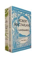 Robert Macfarlane 2 Books Landmarks + The Old Ways Walking Travel Books New