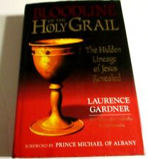 BLOODLINE of the HOLY GRAIL: The Hidden Lineage of JESUS Revealed-HC DJ