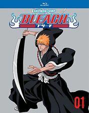 Bleach (TV) Set 1 (BD) [ Blu-ray  , 2016, 4-Disc Set w/ slipcover )