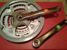 Road Bike-Racing Bicycle Cranksets with Triple Chainrings
