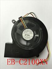Toshiba SF8028H12-61PE 70*80*23mm 12V250MA projector eddy fan #M2133 QL