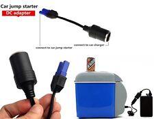New EC5 Clip-on Cigarette Lighter Power Socket Adaptor for Mini car jump starter