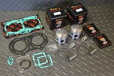 Vito's Performance POWER PRO Banshee pistons & gasket kit +6hp over stock 65.50