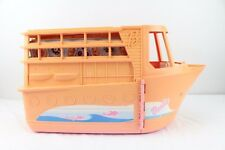 Barbie Cruise Ship Large Pink Dream Boat Dance Party Yacht Vintage Large Mattel