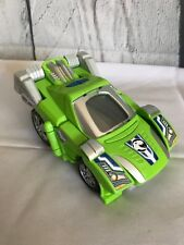 Vtech Switch and Go Dinos: Sliver the T-rex Green Dino Dinosaur Car Great Cond