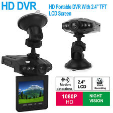 1080P HD Car DVR Dash Vehicle Camera Video Recorder Cam Night Vision 5MP sensor