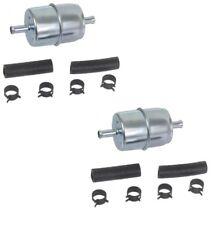 2 Fuel Filters For Kubota BX22 BX23 BX24 BX25 BX2200 BX2230 BX2350 BX2660