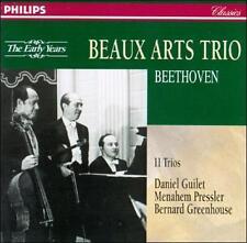 LUDWIG VAN BEETHOVEN - Beaux Arts Trio: Early Years - Beethoven: 11 Trios