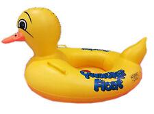 Swim boot Schwimmsitz Schwimmhilfe Babyboot Schwimmreifen Baby duck Ente Griff