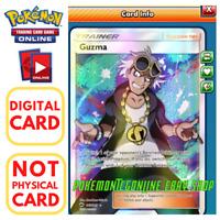 Guzma FA 143/147 FULL ART Pokemon TCG Online PTCGO DIGITAL CARD Burning Shadows