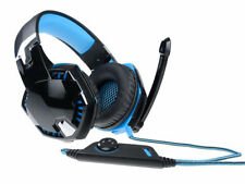 PC Gaming Headphones Headset PRO Surround 7.1 Microhpone Pure Sound USB UK Stock