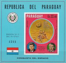 Paraguay Nr. Block 137** J.F. Kennedy / Wernher von Braun