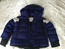 Boys Blue Moncler Float 4 Years