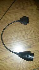 38 Pin auf 16 Pin OBD 2 Diagnose Adapter Stecker Kabel für Mercedes MB