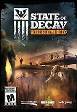 State of Decay: Year-One Survival Edition (PC, 2016), New in Package
