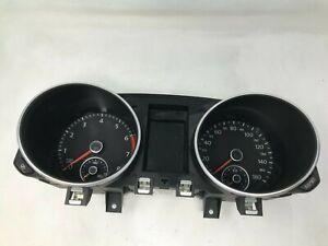 2010-2011 Volkswagen Golf GTI Speedometer Instrument Cluster OEM X1141