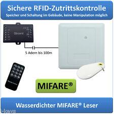 Manipulationssicher RFID Zutrittskontrolle, MIFARE®, IP65, Sboard 2016+A41M+K709