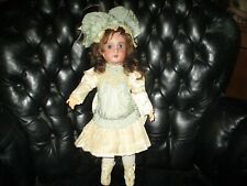 "17"" Antique 1907 Jumeau French Doll"