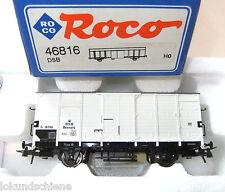 DSB Danmark Güterwagen  Roco 46816 HO  1:87#1354