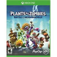 Plants vs. Zombies: Battle for Neighborville --Standard Edition XBOX ONE NEW