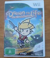 Drawn to Life: The Next Chapter (Nintendo Wii, 2009)