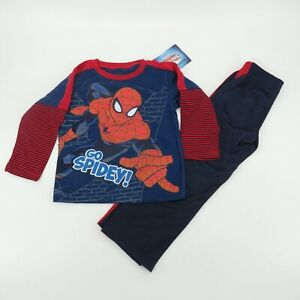 Spiderman Boys 2 Piece Outfit Set 4