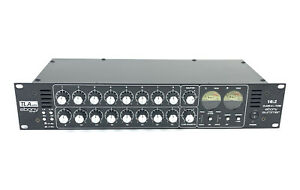 TL Audio Ebony A4 Summer 16:2 Tube Summing Mixer A-4
