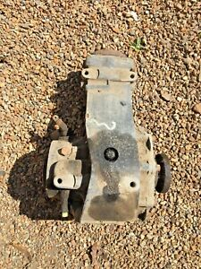 AUDI 80 90 B3 S2 COUPE QUATTRO SALOON REAR DIFFERENTIAL HOUSING 017525053E